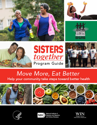 Image for Sisters Together Program Guide