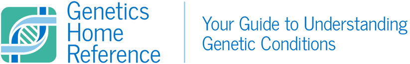Genetics Home Reference Logo