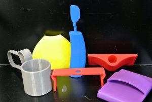 3d print designs by occupational therapy students