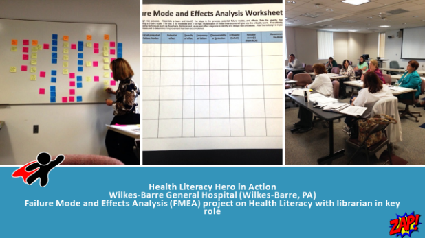 photos of Failure Mode and Effects Analysis (FMEA) project group
