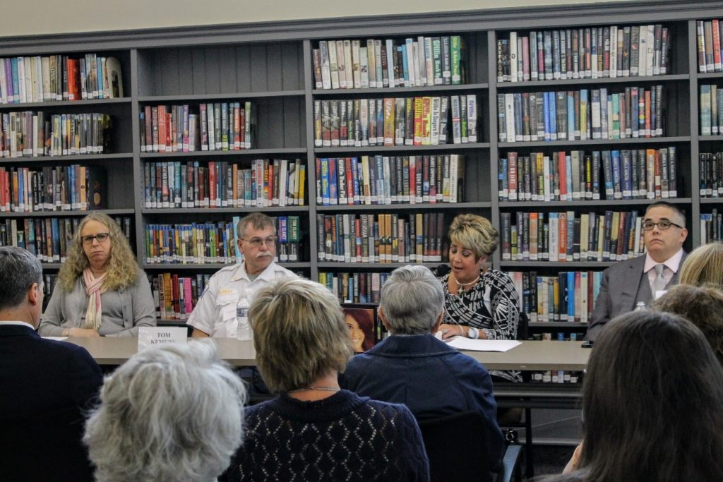 Reading Public Library Opioid Crisis Event Panel