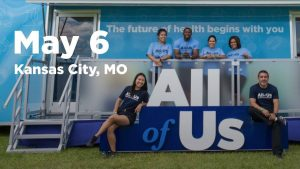 Kansas City All of Us Launch Promo