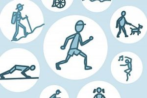 Illustration-people-doing-different-types-physical-activity
