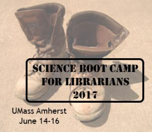 Science Boot Camp 2017 Logo