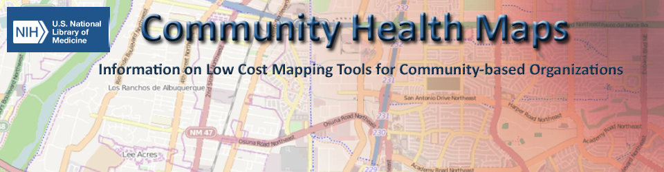 community health maps