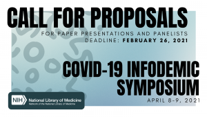 Infodemic Call For Proposals