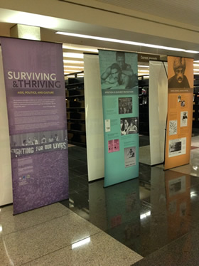 Surviving & Thriving: AIDS, Politics and Culture