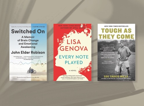 Book Jacket Covers for July
